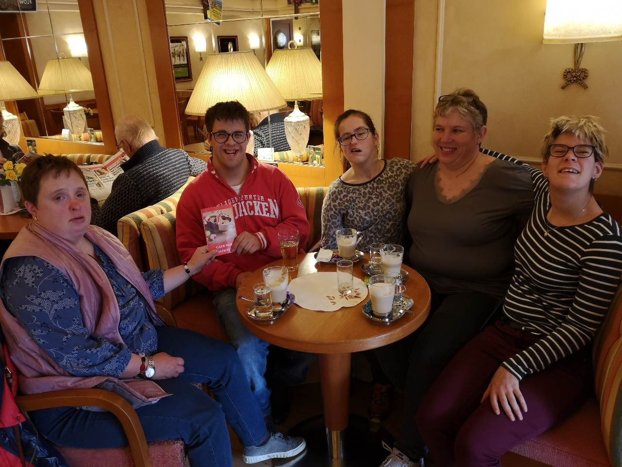 Cafe der Nächstenliebe im Schlosscafe