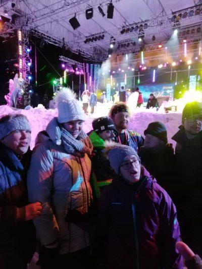 Winter Open Air Bad Kleinkirchheim Gruppenfoto